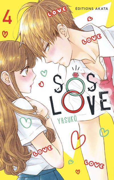 SOS LOVE - TOME 4 - VOLUME 04