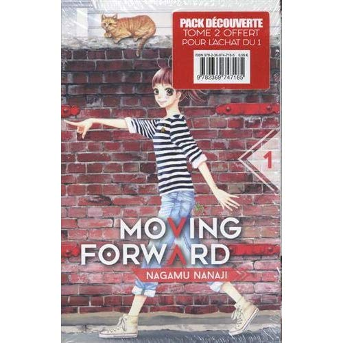 PACK 2 TOMES - MOVING FORWARD