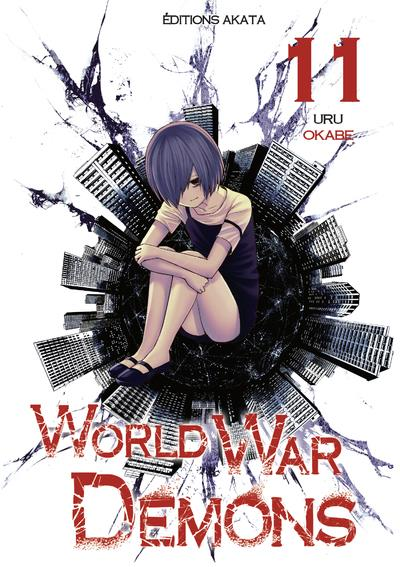WORLD WAR DEMONS - TOME 11 - VOLUME 11