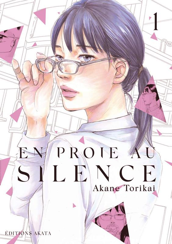 EN PROIE AU SILENCE - TOME 1 - VOL01