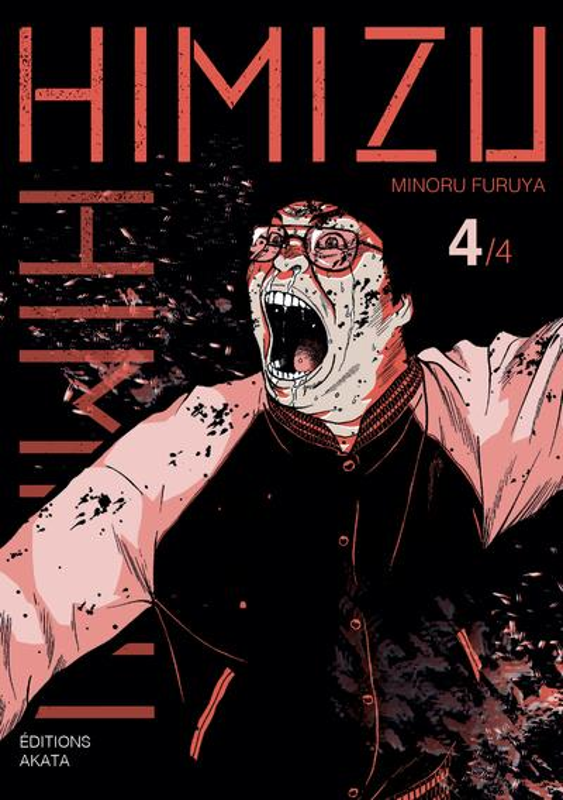 HIMIZU - TOME 4 - VOL04