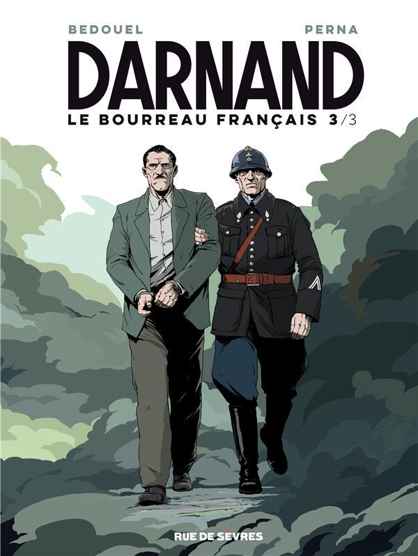 DARNAND TOME 3 - LE BOURREAU FRANCAIS