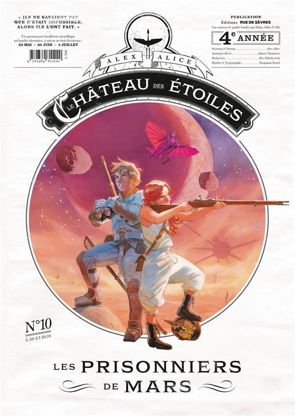 CHATEAU DES ETOILES - GAZETTE N 10