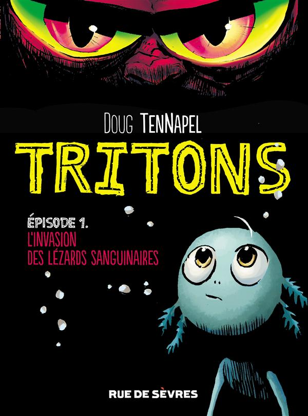 TRITONS EPISODE 1 L'INVASION DES LEZZARKS SANGUINAIRES