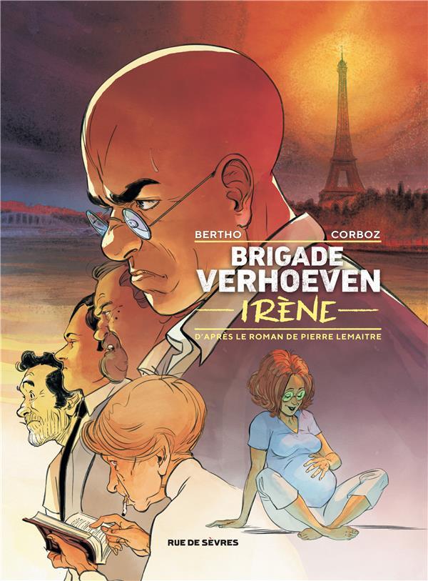 BRIGADE VERHOEVEN TOME 2 - IRENE