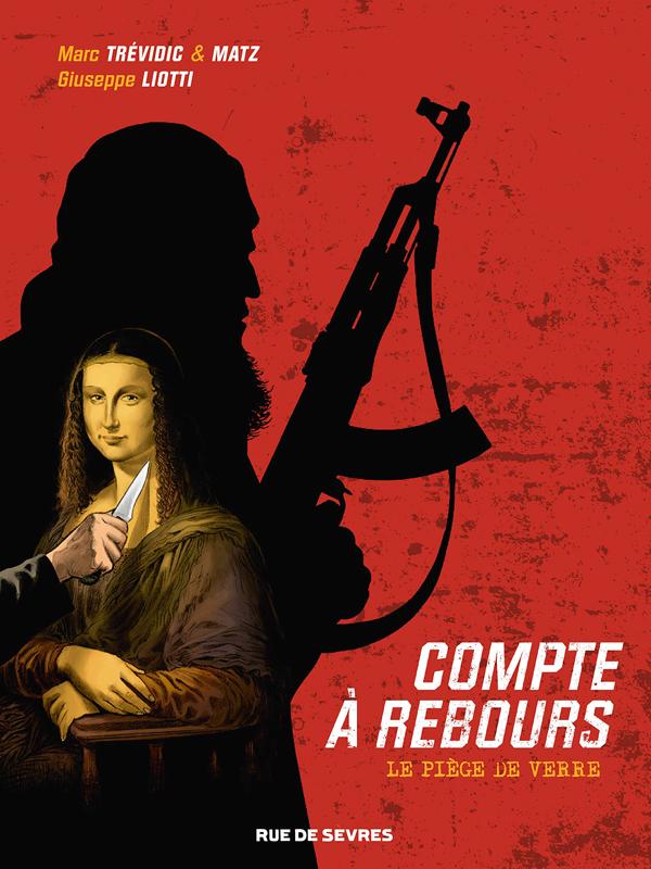 COMPTE A REBOURS TOME 2 - LE PIEGE DE VERRE