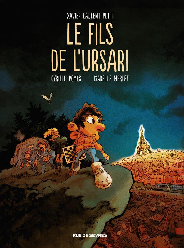 FILS DE L'URSARI BD (LE)