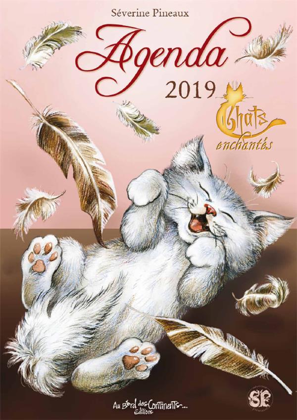 AGENDA 2019 LES CHATS ENCHANTES