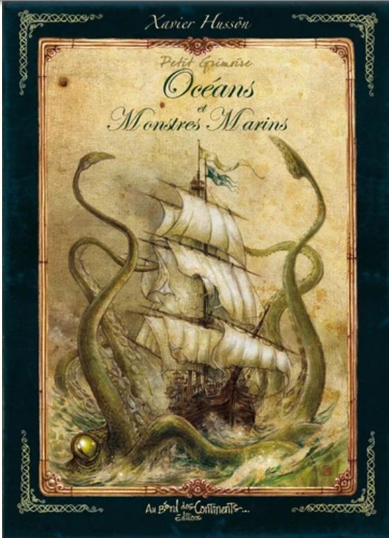 PETIT GRIMOIRE DES OCEANS ET MONSTRES MARINS