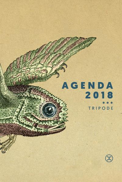 AGENDA TRIPODE 2018