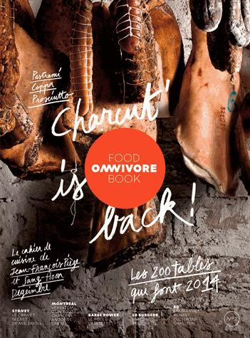 OMNIVORE FOOD BOOK N01 CHARCUT IS BACK !