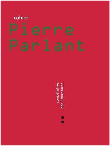 PIERRE PARLANT