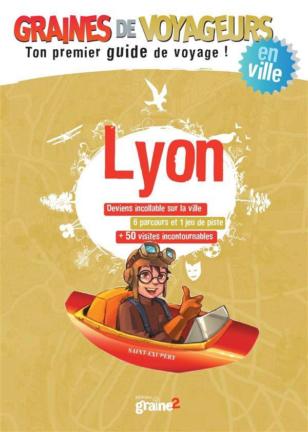 GRAINES DE VOYAGEURS LYON