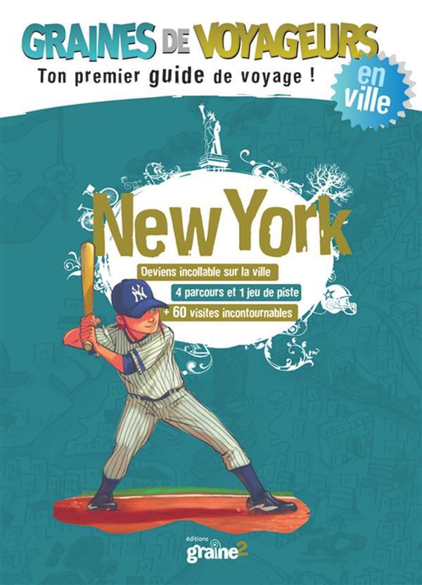 GRAINES DE VOYAGEURS NEW YORK