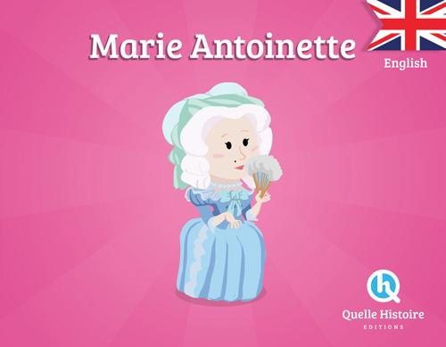 MARIE-ANTOINETTE (VERSION ANGLAISE)