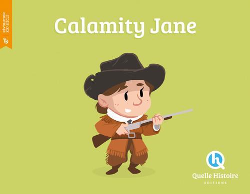 CALAMITY JANE (HIST.JEUNESSE)