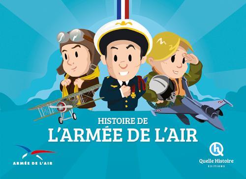 HISTOIRE DE L'ARMEE DE L'AIR (HIST.JEUNESSE)