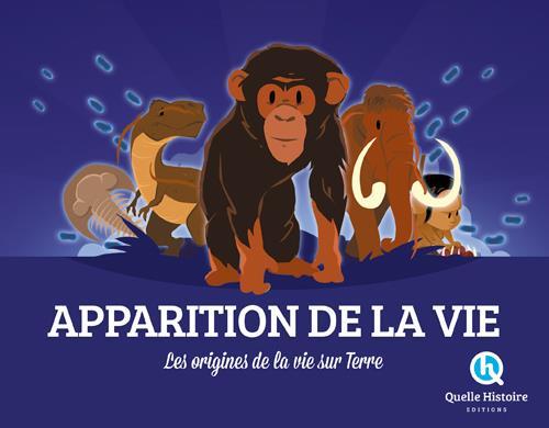 APPARITION DE LA VIE