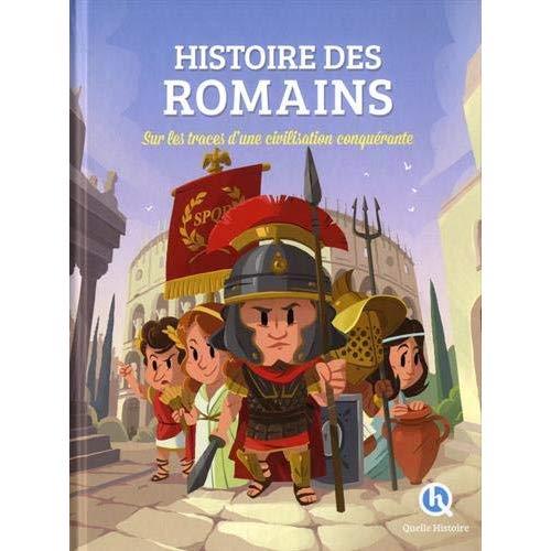 LES ROMAINS PREMIUM - SUR LES TRACES D'UNE CIVILISATION CONQUERANTE