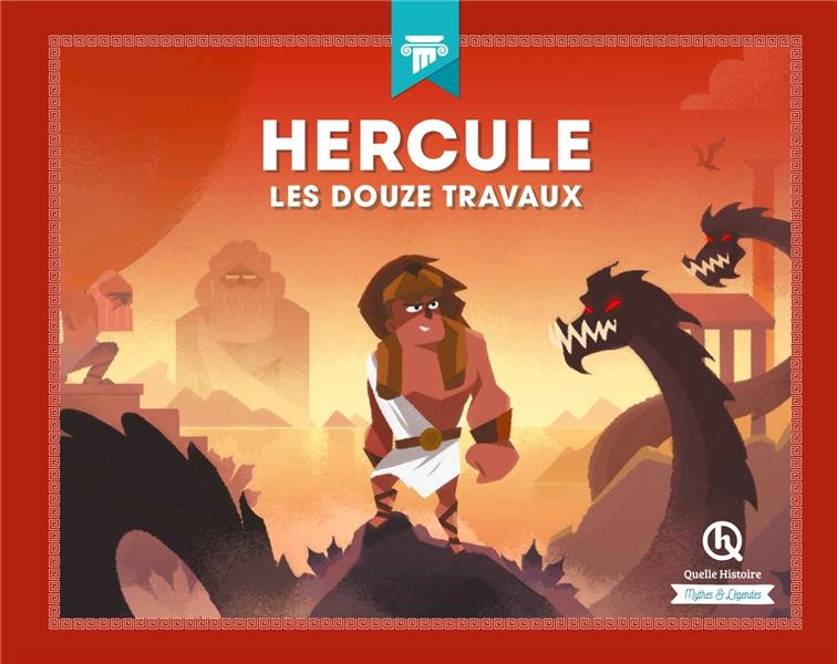 HERCULE - LES DOUZE TRAVAUX
