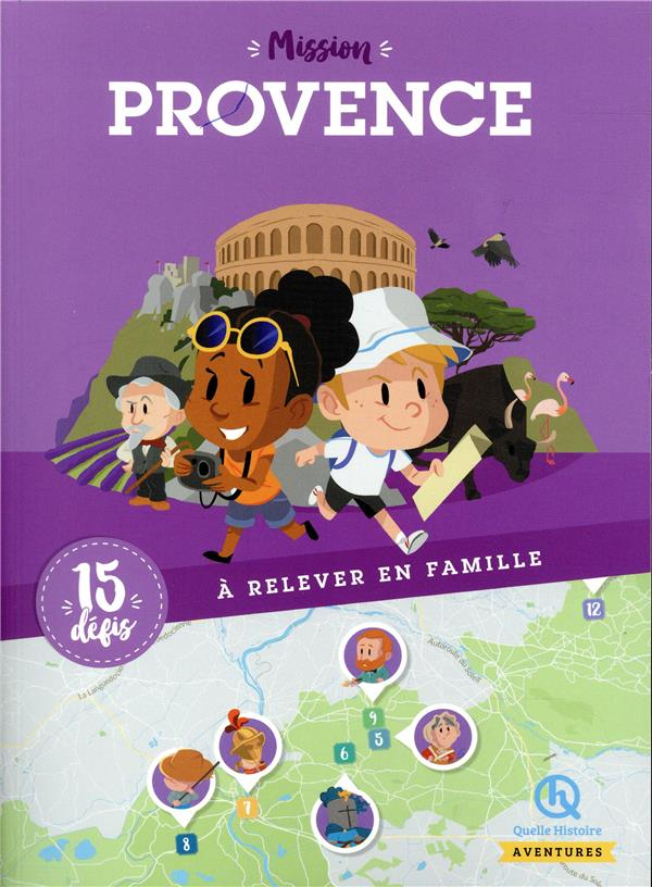 MISSION PROVENCE
