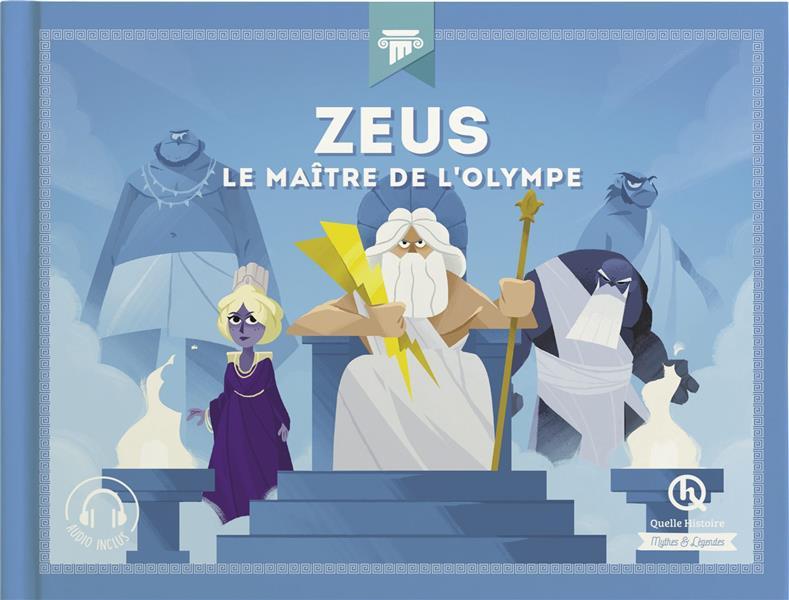 ZEUS - LE MAITRE DE L'OLYMPE