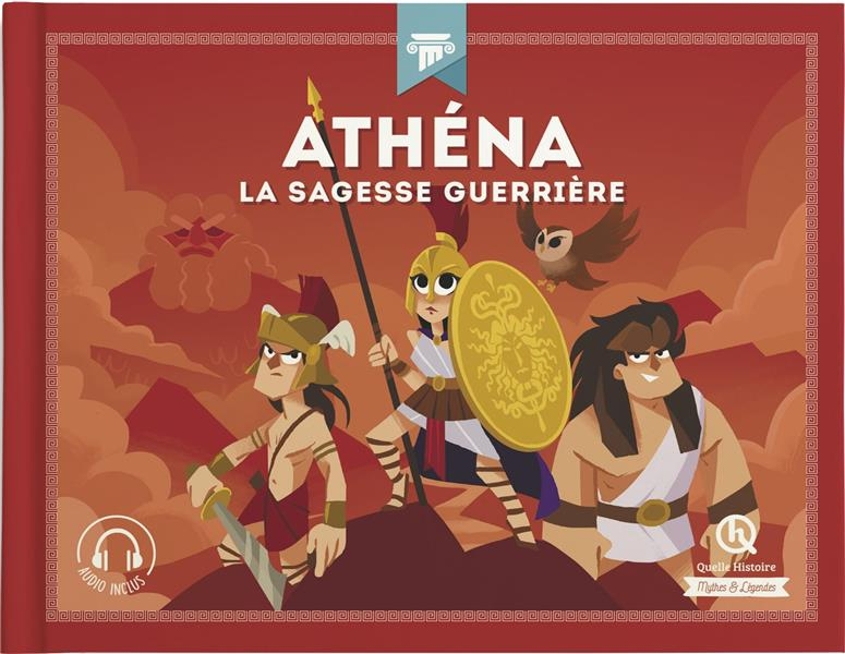 ATHENA - LA SAGESSE GUERRIERE