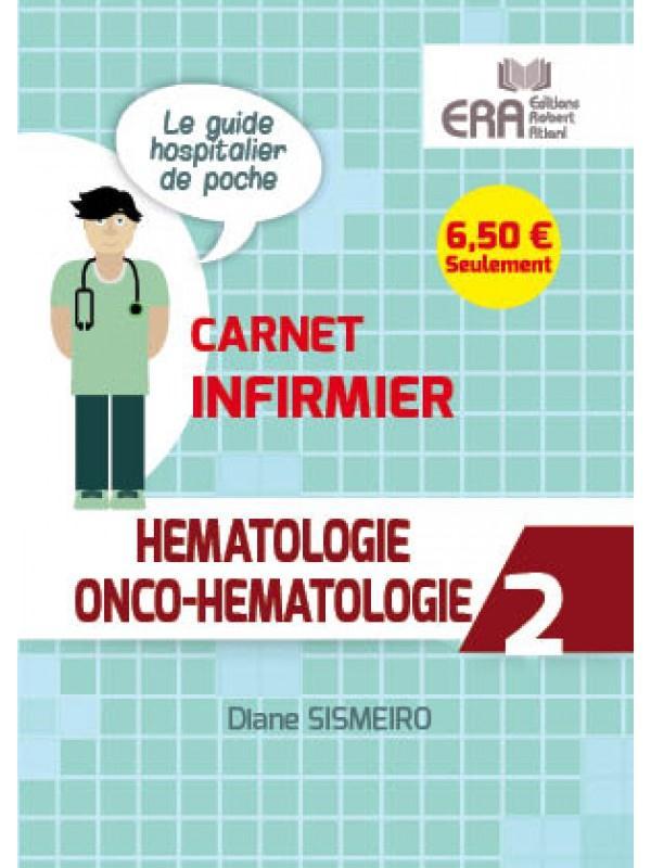 HEMATOLOGIE ONCO HEMATOLOGIE CARNET INFIRMIER 2