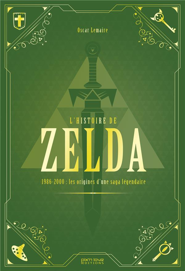 L'HISTOIRE DE THE LEGEND OF ZELDA