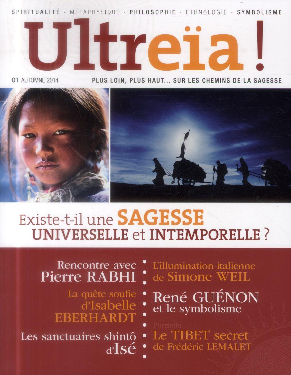 ULTREIA ! 1 - VOLUME 01