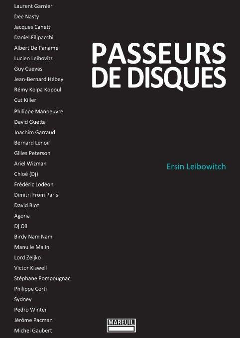 PASSEURS DE DISQUES