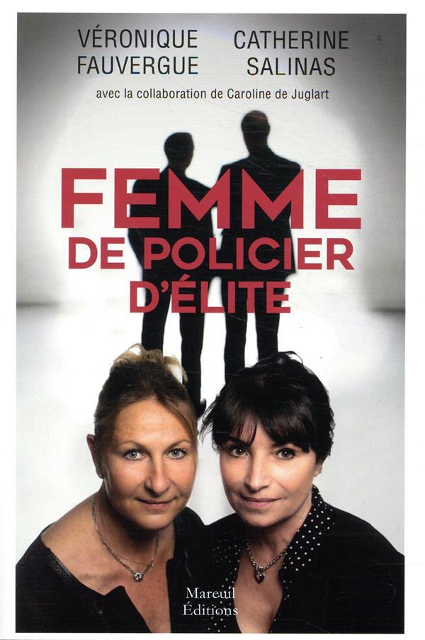 FEMME DE POLICIER D'ELITE