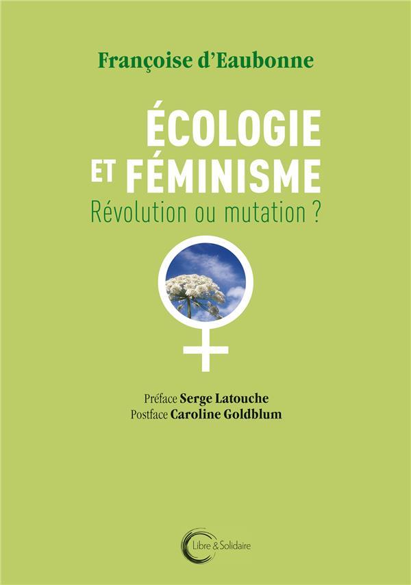 ECOLOGIE ET FEMINISME
