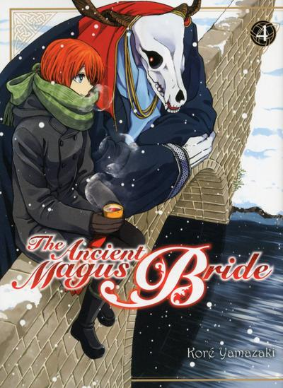 THE ANCIENT MAGUS BRIDE - TOME 4 - VOL04