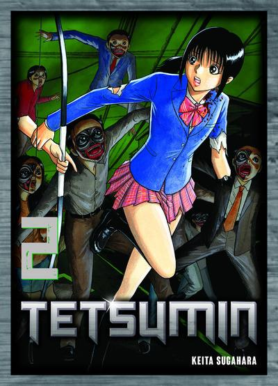 TETSUMIN - TOME 2