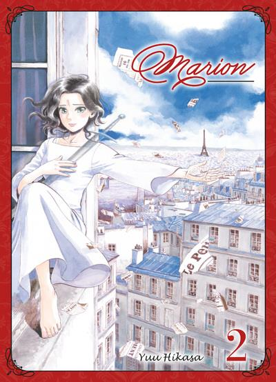 MARION - TOME 2 - VOL02