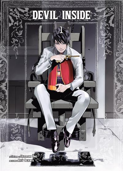 DEVIL INSIDE - TOME 1 - 01