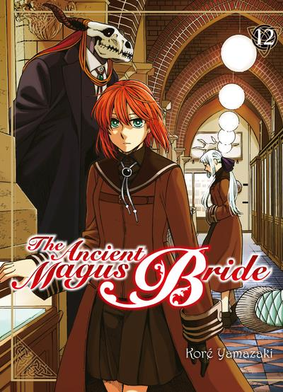 THE ANCIENT MAGUS BRIDE T12 - VOL12