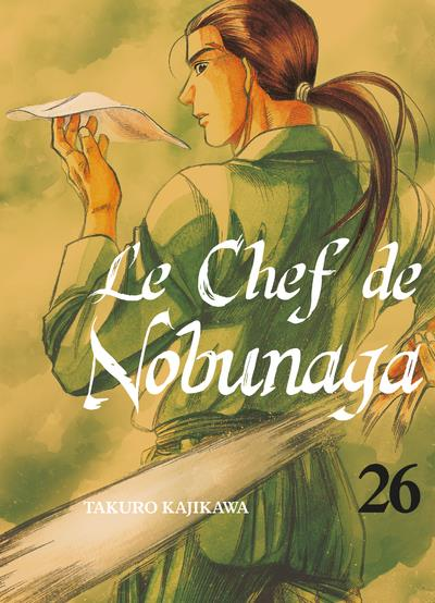 LE CHEF DE NOBUNAGA T26 - VOL26