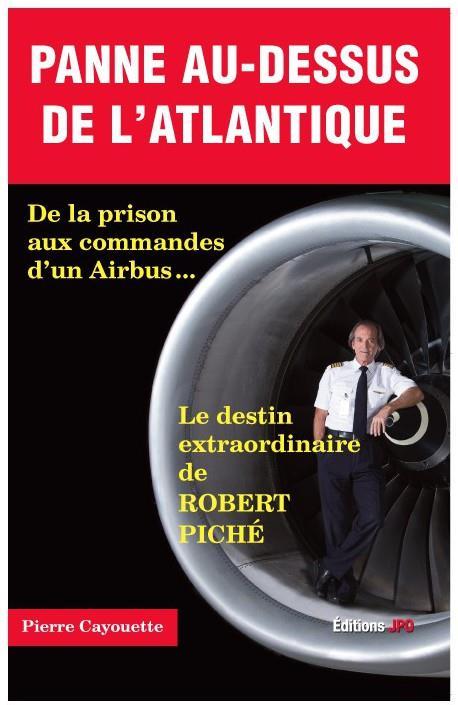 PANNE AU-DESSUS DE L'ATLANTIQUE