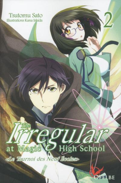 T2 THE IRREGULAR AT MAGIC HIGH SCHOOL