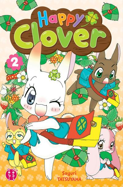 HAPPY CLOVER TOME 2