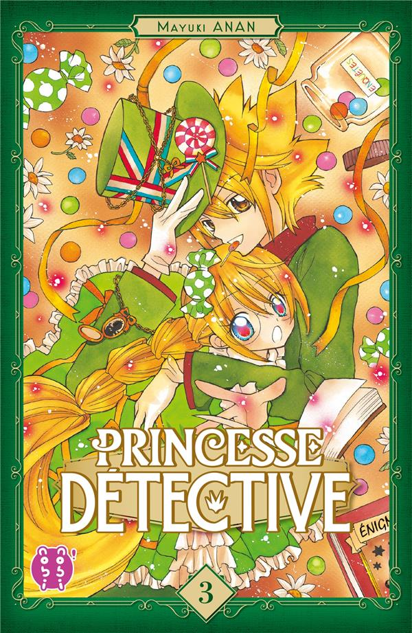 PRINCESSE DETECTIVE T03