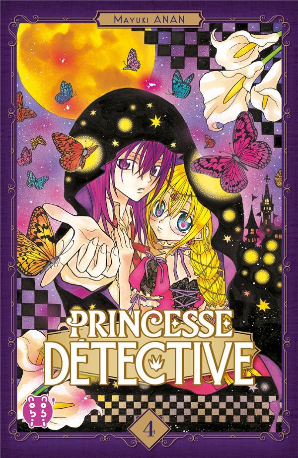 PRINCESSE DETECTIVE T04