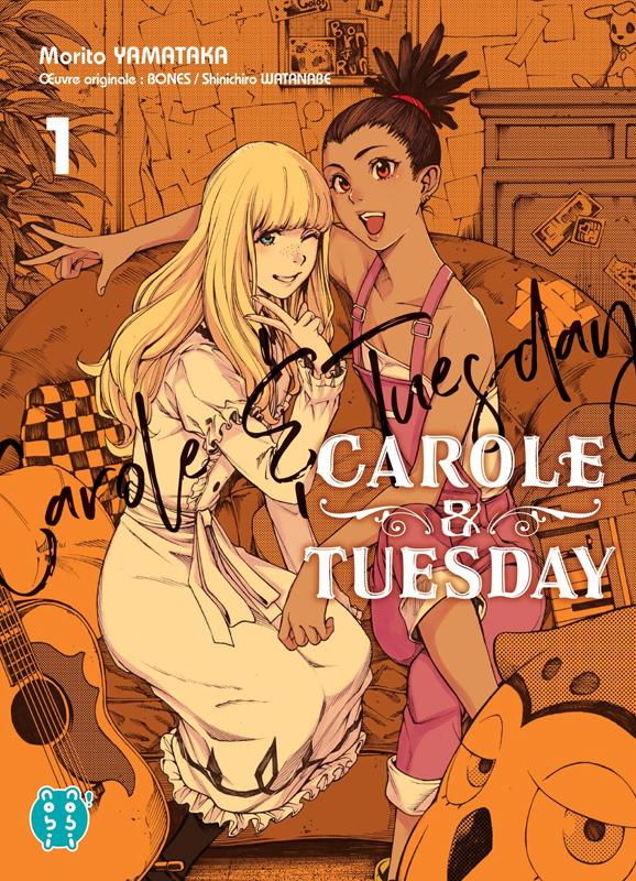 CAROLE & TUESDAY T01