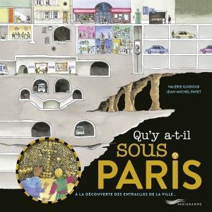 QU'Y A-T-IL SOUS PARIS