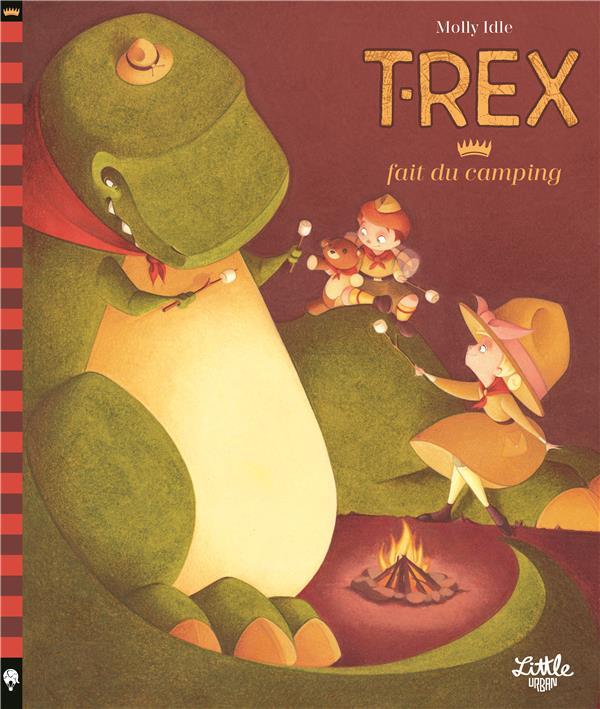T-REX - TOME  - T-REX FAIT DU CAMPING