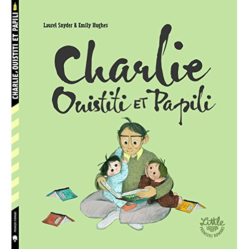 CHARLIE & OUISTITI  - TOME  - CHARLIE OUISTITI ET PAPILI