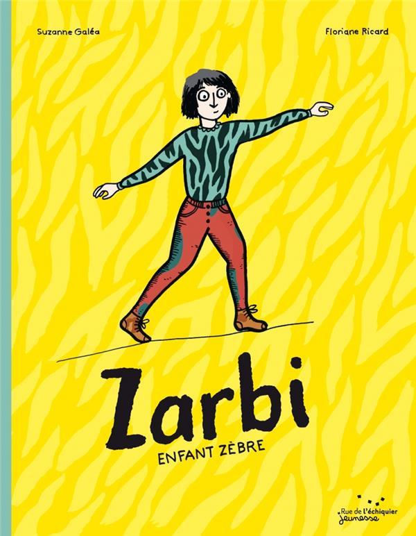 ZARBI - ENFANT ZEBRE
