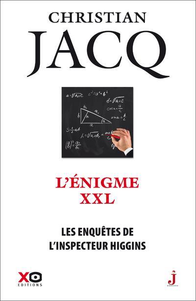 LES ENQUETES DE L'INSPECTEUR HIGGINS - TOME 30 L'ENIGME XXL